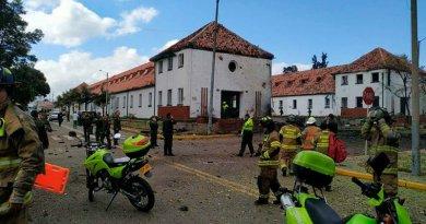 ELN admite ser el responsable del atentado en Bogotá