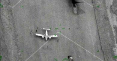 Fuerza Aérea Colombiana interceptó aeronave en la Guajira con matricula falsa
