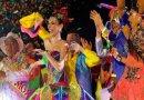 La reina Carolina Segebre manda a gozar del Carnaval de Barranquilla